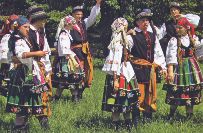 ловицкий фольклор