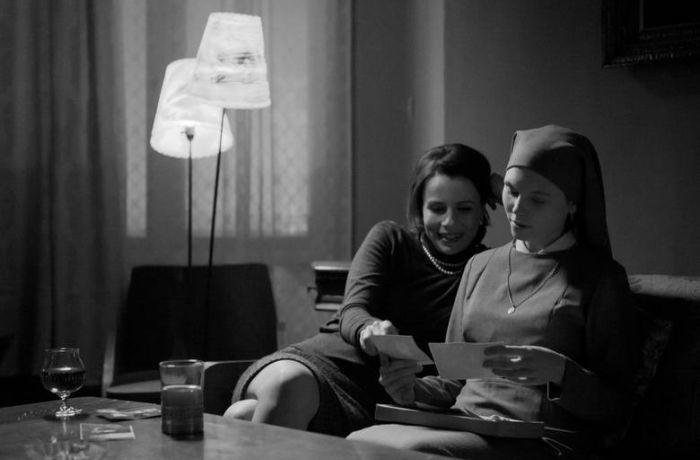 """Кадр из фильма """"Ида"""" реж. Павла Павликовского"""