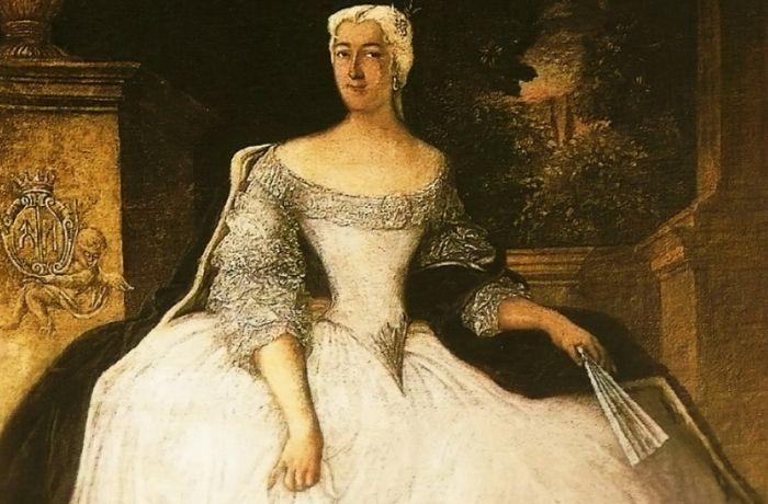 Белая Дама. Портрет Теофилии Потулицкой из рода Дзялынских