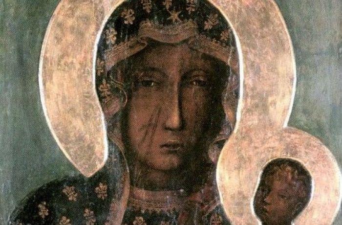 Пресвятая Дева Мария Ченстоховская 1