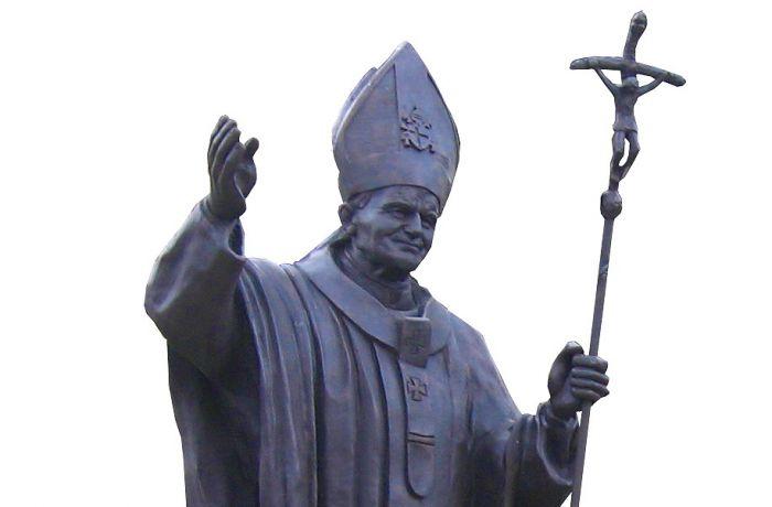 Канонизация Иоанна Павла II