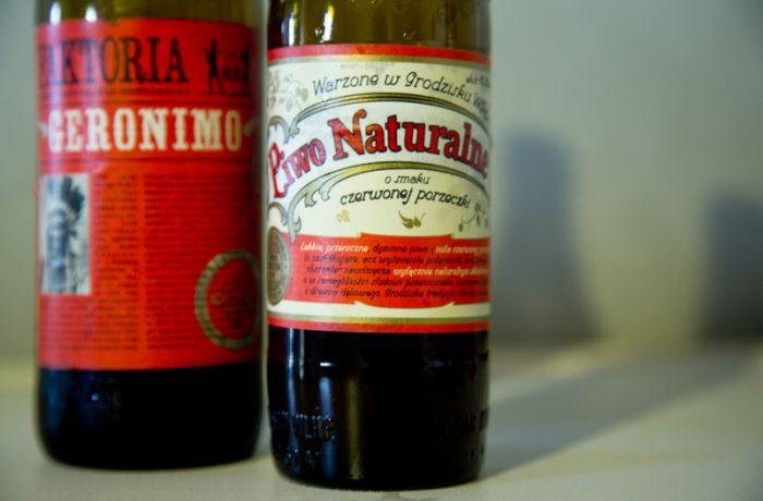 """В Польше немало пивоварен, которые варят региональные сорта пива по """"тому самому"""" старинному рецепту"""