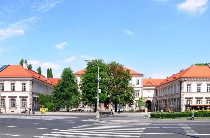 Институт глухонемых в Варшаве