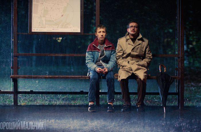 """Кадр из фильма """"Хороший мальчик"""", реж. Оксана Карас"""