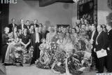Празднование 60-летия на сцене Людвика Сольского, 1935 год