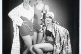 купальники начала прошлого века