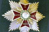 Звезда Ордена Белого Орла образца 1921 года