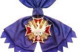 Орден Белого Орла образца 1992 года на ленте