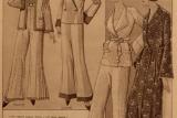 мода в Польше 30-х годов
