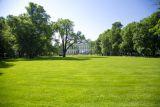 Вид на Михайловский сад