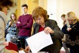 проректор РГГУ по инновационным международным проектам Вера Заботкина