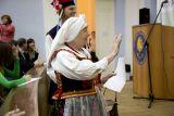 Всероссийский польский диктант-2015. Самые яркие участники