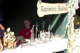 Такие изделия, сделанные местными мастерами, также были представлены на празднике