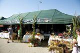 По периметру площади стояли палатки, каждая из которых представляла отдельный город или деревню