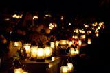 Кладбища Польши на День всех святых