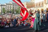 Танцы Лайконика в Кракове