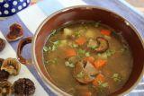 суп крупник рецепт