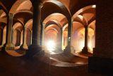 Подземный резервуар воды в Лодзи