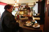 В польской кофейне