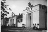 Выставочный павильон PKP на седьмой Восточной выставке во Львове, 1927 год