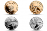 Памятные монеты к 150-летию со дня рождения Казимежа Пшервы-Тетмайера