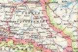 карта Генерал-губернаторства