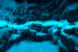 Ледяной грот Мон Блан в аквапарке Парк Польши
