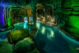 Река сокровищ в аквапарке Парк Польши