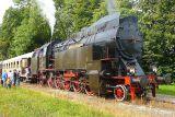 Локомотив OKz32-2 строился в 1934-1936 гг. На нем также можно будет проехаться в рамках программы