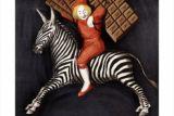 """Шоколад """"Ведель"""". 1929 год"""