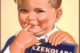 Реклама шоколада фабрики Пясецкого