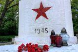 Кладбище советских воинов Пила-Лешкув