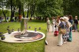 Польша представлена на фестивале Императорские сады