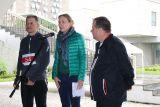 Посол Польши в России Катажина Пелчинска-Налэнч