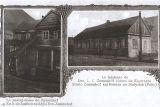 Дом в Белостоке, в котором жил Людвик Заменгоф