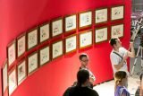 """Последние приготовления к выставке """"Пикассо/Дали/Гойя - Tauromachia"""""""
