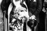 Свадьба Полы Негри и Сергея Мдивани