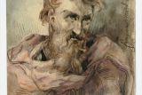 Святой Пётр. Рисунок Норвида