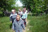 Участники Полонии Саратова посетили кладбище польских солдат в районе Татищева Саратовской области