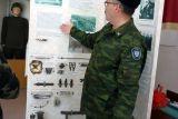 экспозиция, посвящённая армии Андерса