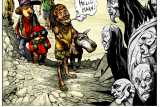 Комикс на рекорд Гиннесса