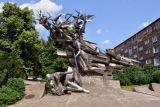 Памятник защитникам отделения Польской Почты в Гданьске