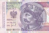 Болеслав Храбрый изображён на польской банкноте номиналом 20 злотых
