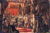 Коронация Болеслава I в Гнезно (Картина Яна Матейко)