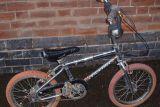 велосипед BMX  - мечта любого школьника