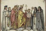 как одевались польские священники в Средние века