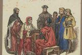 что носили в Польше в Средние века