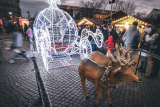 Рождественская ярмарка в Гданьске