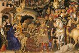 Джентиле да Фабриано «Поклонение волхвов»1423