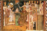 Сильвестра и император Коснтантин